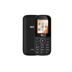 Мобильный телефон BQ 1807 Step+ черный BQ 1807 Step+