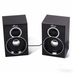 SPK active Ritmix SP-2013w (2.0), RMS 3Wx2, USB power, Black Ritmix SP-2013w