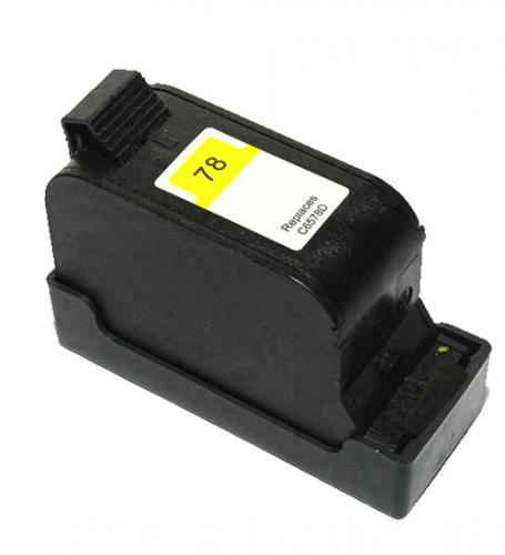Картридж струйный inject H78 Deskjet 920cC/930C/932C/935C/940C/948C/950C/960C/970C/980Cxi/990Cse/1220C/1180C/3820/6122