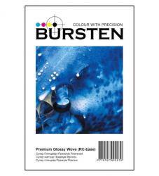 Фотобумага Глянцевая Bursen A4, 260, 50 листов premium Glossy Wove (RC-base))