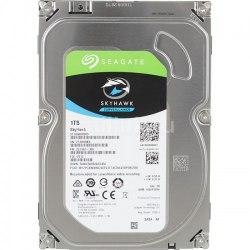 Жесткий диск Seagate ST1000VX005 Жесткий диск HDD SEAGATE SkyHawk™ 3.5' / 1TB / SATA 6Gb/ 64Mb, SATA III