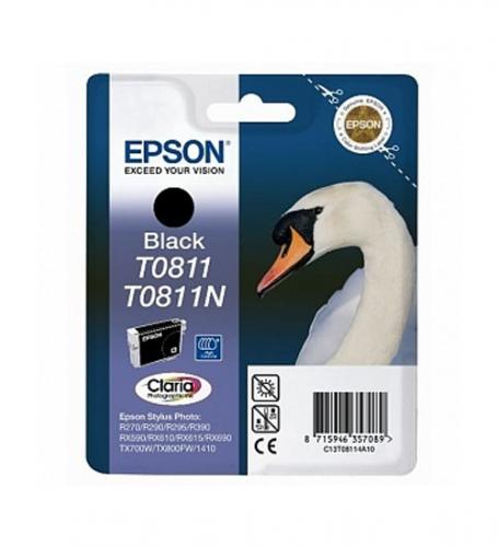 Струйный картридж Epson TO810/TO812N