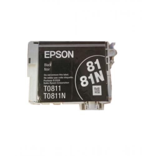 Струйный картридж Epson TO811/TO811N