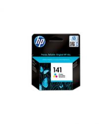Картридж струйный HP 141 Tri-colour