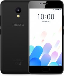 "Смартфон MEIZU M5c, 16GB, black Android 6,0, Quad-core 1.3GHz/5.0""/Dual SIM/4G LTE"