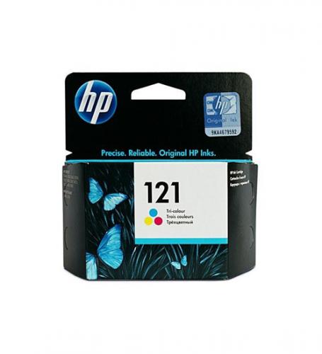 Картридж HP CC643HE Tri-Colour №121