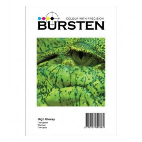 Фотобумага Глянцевая Bursen A4, 240, 50 листов High Glossy