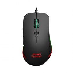 Компьютерная Мышь, Mars Gaming, MM118, Игровая, оптическая 9800dpi.
