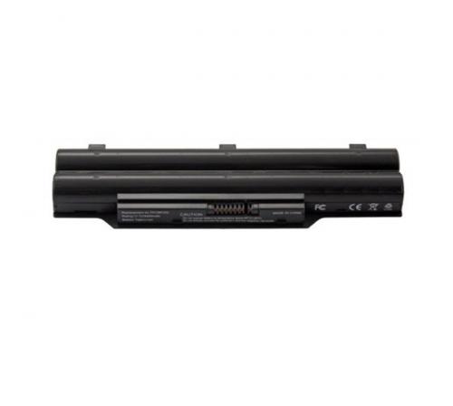 Аккумулятор для ноутбука Fujitsu BP250/ 10,8 B (Совместим с 11,1 B)/ 4400 мАч, черный