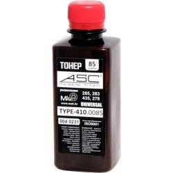 Тонер ASC черный (black) HP toner Universal OEM 85г -1010