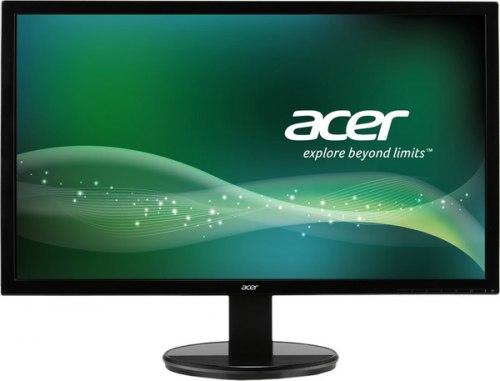 """Монитор Acer K192HQL ,LCD 18.5"""" Black, 1366x768 (LED), 5ms, 200 cd/m2, 100M:1, D-Sub"""
