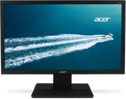 "Монитор Acer V226HQL ,LCD 21.5"" Black, 1920x1080 (LED), 5ms, 250 cd/m2, 1000:1, VGA/DVI"