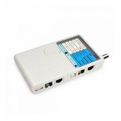 Кабельный тестер, SHIP, G268, Для тестирования BNC, RJ-45, RJ-11, USB