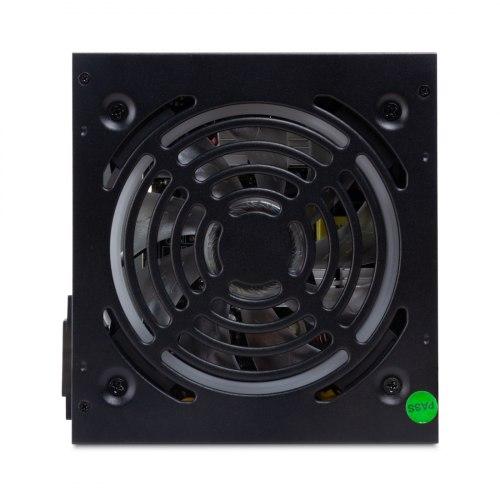 Блок питания, X-Game, Shadow 400W-RGB, 400W, ATX, 20+4pin, 4pin, 3*Sata, 2*Molex, 1*PCI-E 6 pin, Вентилятор 12 см, RGB подсветка , Кабель питания