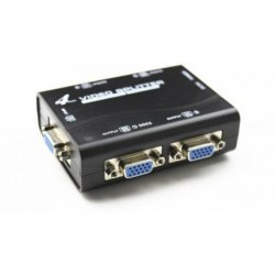 VGA SPLITER 4PORT HIGH RESOLUTION 1920X1440 SUPPORT 150