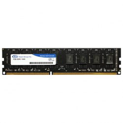 Модуль памяти TeamGroup, TED34G1600C1101, DDR3, 4 GB ,DIMM <PC3-12800/1600MHz> CL11