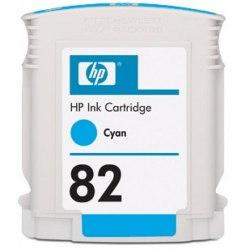 Картридж HP C4911A Cyan, №82 JET TEK