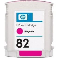 Картридж HP C4912A Magenta, №82 JET TEK