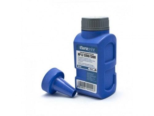 Тонер Europrint Для картриджей HP LJ 1200/1300/5L/6L/1100/1150/1000, 140 гр