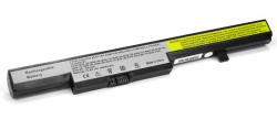 Аккумулятор для ноутбука Lenovo B50-70/ 14.4 В (совместим с 14,8 В)/ 2200 мАч, черный