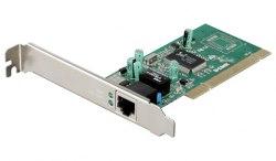 Сетевая карта, D-Link, DGE-528T/C1B, 10/100/1000M, PCI