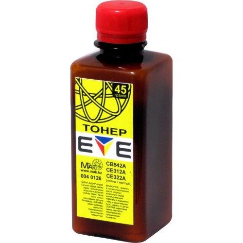 Тонер MAK цветной HP MAK© EVE CB542A/CE322A/CF352A