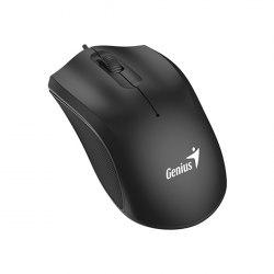 Компьютерная мышь, Genius, DX-170, Оптическая, 1000dpi, USB, Длина кабеля 1,6 метра, Черная