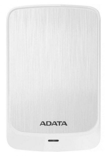 Внешний жесткий диск ADATA HV320, 1 TB, Белый ,HDD USB AHV320-1TU31-CWH, USB 3.2, White