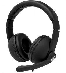 Гарнитура Gembird MHS-G220 Garnitura 32ohm, 20-20000Hz, 105dB, 2m cable, blac