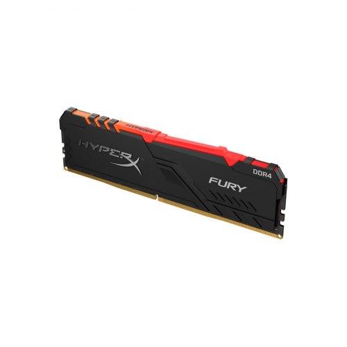 Модуль памяти Kingston HyperX Fury RGB HX432C16FB3A/8 DDR4 8G 3200MHz
