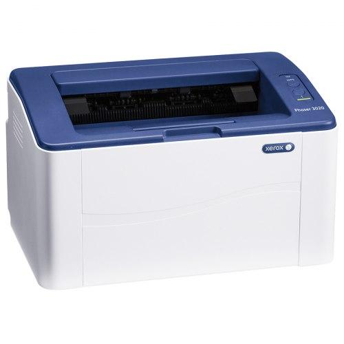 Монохромный принтер, Xerox, Phaser 3020BI, A4