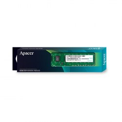 Модуль памяти, Apacer, DL.08G2K.KAM, DDR3, 8GB, DIMM <PC3-12800/1600MHz>
