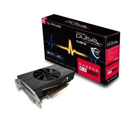 Видеокарта SAPPHIRE PULSE ITX RX570 4GB GDDR5 256bit Fan, DisplayPort, DVI-D, HDMI 11266-34-20G