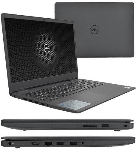 "Ноутбук Dell Inspiron 3501/Win10, 210-AWWX-A1 NB Core i3-1005G1-1.2/1TB/4GB/15.6""HD, black"