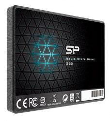 Твердотельный накопитель SSD Silicon Power S55 SP240GBSS3S55S25, 240 GB SATA SATA 6Gb/s