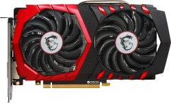Видеокарта MSI GeForce GTX 1050 Ti GAMING X 4G PCI-E 4Gb GDDR5 128bit HDMI+DVI-D+DP