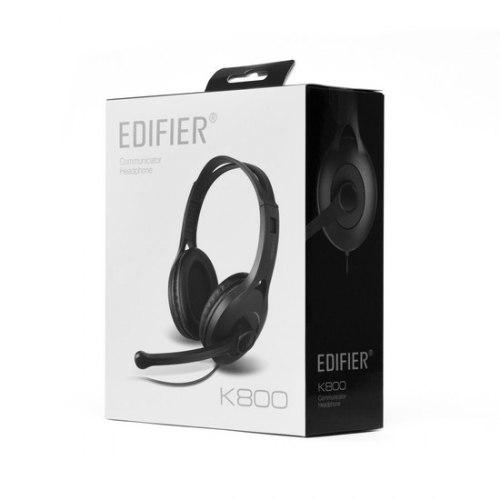 Гарнитура Edifier K800 Чёрный