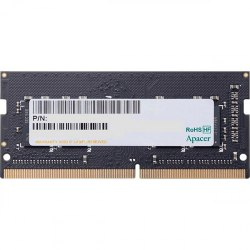 Модуль памяти для ноутбука, Apacer, ES.08G2T.GFH, DDR4, 8 GB ,SO-DIMM <2400MHz> CL17