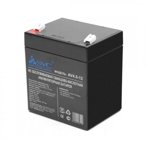 Батарея для UPS SVC 12V, 4.5Ah SVC, 106x70x90mm
