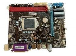 Материнская плата Foxcon (S-1155) H61 (VGA/HDMI) PCI , 2XDDR3 4SATA 4USB(2*3.0) LAN