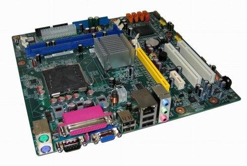Мат. плата Lenovo G31T-LM