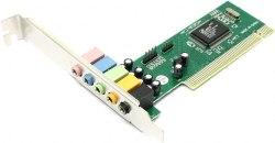 Звуковая карта Deluxe CMI8738 5.1PCI