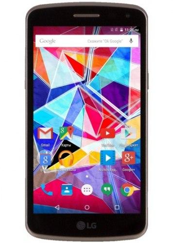 Телефон сотовый LG K5 Dual Black