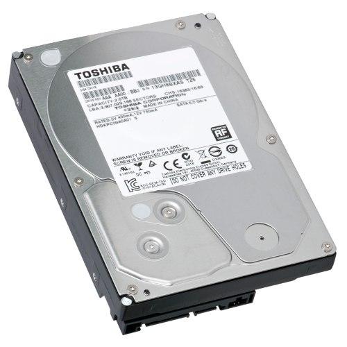 Жесткий диск Toshiba 2000 GB HDD SATA DT01ACA200