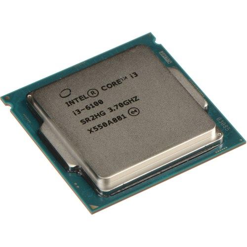 Процессор Intel Сore i3-7100, oem ,СPU 3.9 GHz (Kabylake), 2C/4T, 3 MB L3, HD630/350, 51W, S 1151