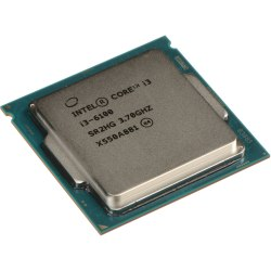 Процессор, Intel, 1151 i3-6100, оем, 3M, 3.7 GHz, 2 Core KabyLake, HD530