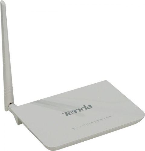 Роутер+модем Tenda Wireless N150 ADSL2+ Modem Router