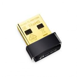 Сетевая карта TP-Link TL-WN725N, Беспроводная, 150M, USB