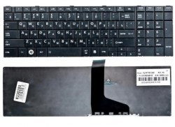 Клавиатура для ноутбука Toshiba Satellite C850 C855D C850D C855 C870 c870d C875 c875d L875D RU Клавиатура ноутбука