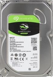 "Жесткий диск HDD Barracuda ST500DM009 500 Gb Seagate ST500DM009 3.5"" SATA 6Gb/s 32Mb 7200rpm"